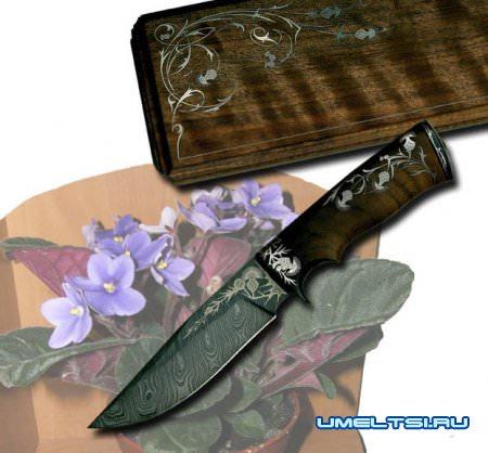 Дизайн охотничьих ножей