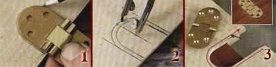 Фрезеровка с копировальным кольцом