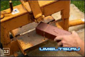 Технология укладки брусчатки