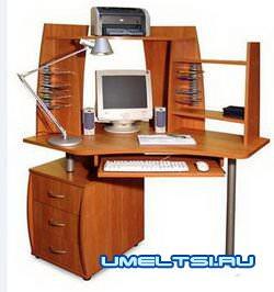 Подборка фотоснимков, чертежей столов и стульев