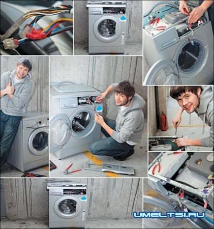 Подключения стиральной машины