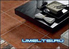 Как положить плитку на деревяный пол
