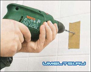 Мелкий ремонт ванной