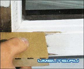 Восстановление и ремонт деревянных окон своими руками