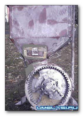 Чудо-мельница зернодробилка своими руками