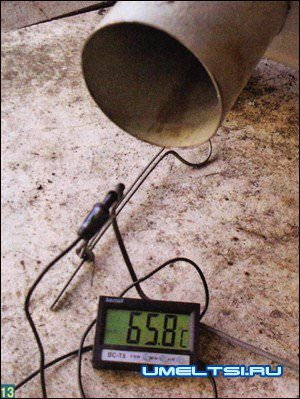 Газовая тепловая пушка для гаража