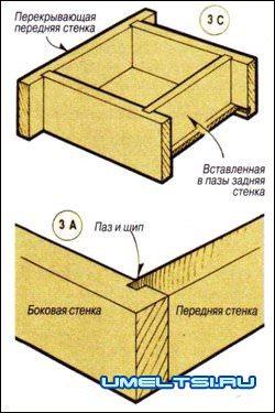 Как сделать корпусную мебель в домашних условиях видео