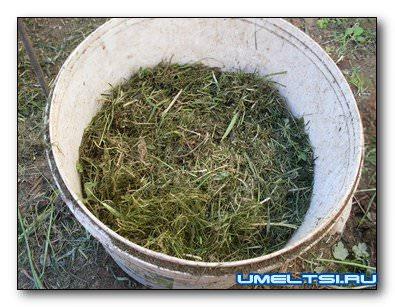 Измельчитель травы