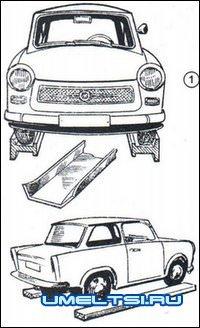 Приспособление для автомобиля