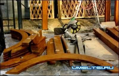 Деревянная пергола строим шаг за шагом