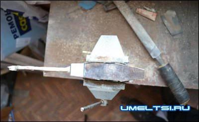 Изготовление рукоятки для ножей своими руками фото 751