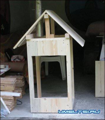 стоительство коптильни, строительство коптильного шкафа