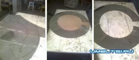 Изготовления груши бетономешалки