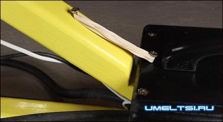 Сварочный аппарат точечной сварки своими руками