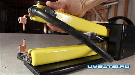 Сварочный аппарат точечной сварки