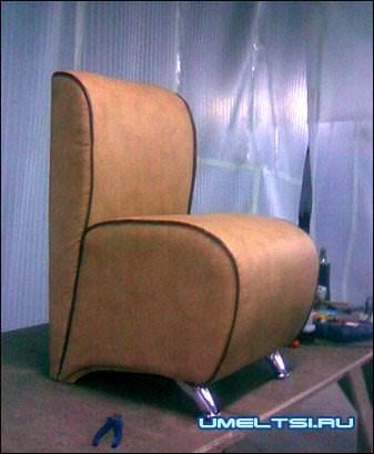 кресло -прикрутить ножки
