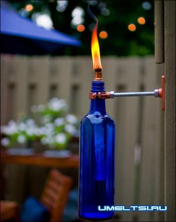 факел от комаров