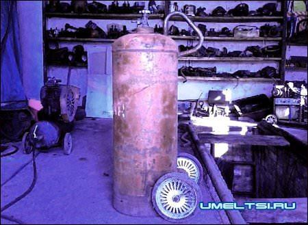 компрессорная установка