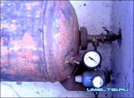 Что можно сделать с газового баллона