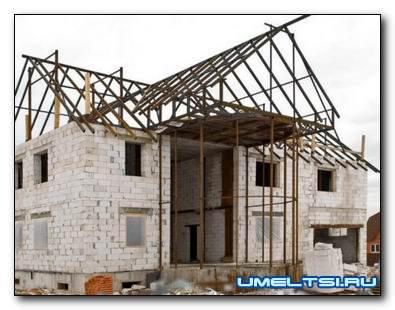 Азы строительства крыши