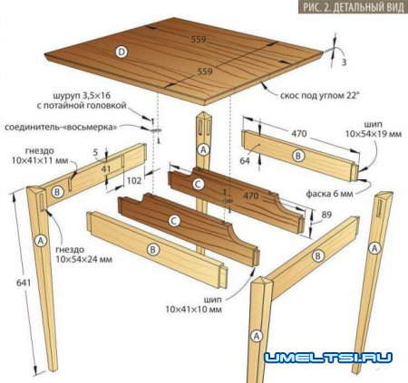 столик рис 2