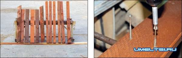 инструкция по изготовлению козела