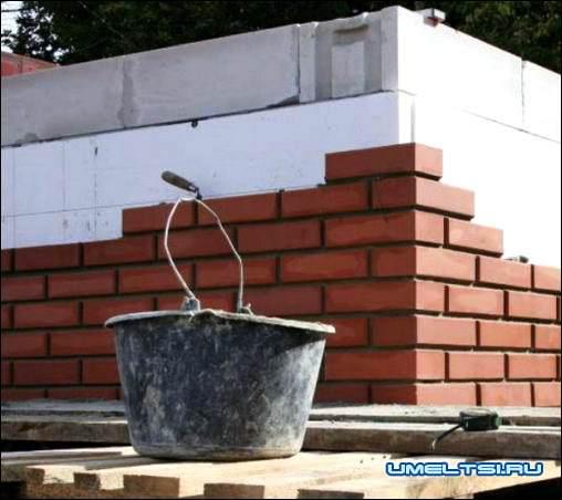 Азы строительства: отделка фасада дома