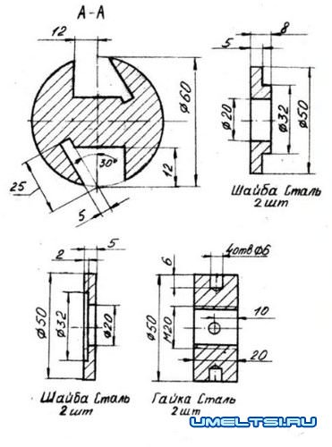 деревообрабатывающий станок чертеж