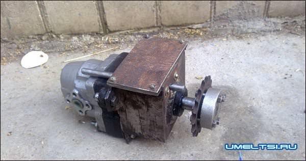 гидравлика для минитрактора