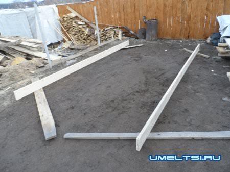 Строим модульную баню своими руками