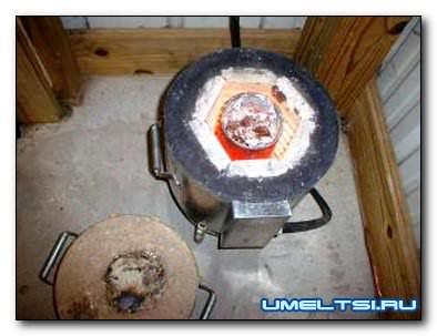 Сделать самому муфельную печь