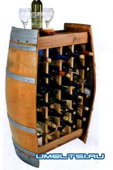 Ящик дпя хранения вина