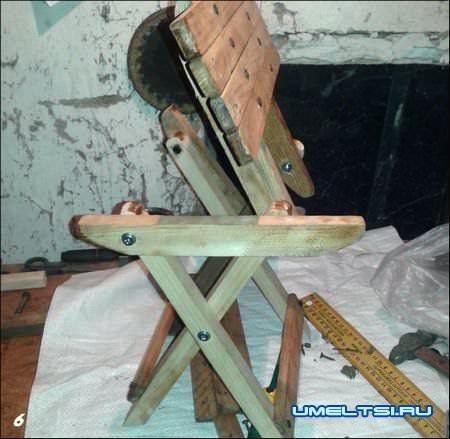 стульчик своими руками