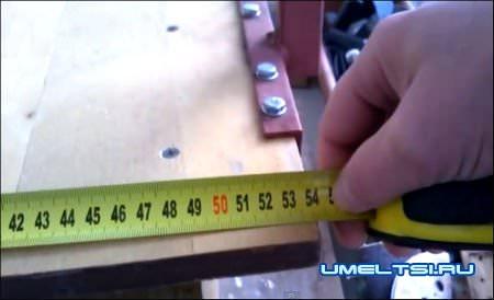 Стол для электролобзика своими руками