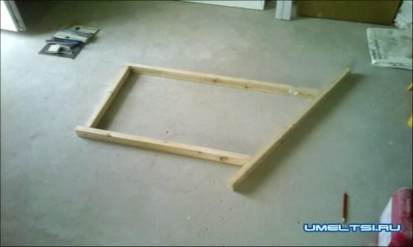 Столешница для ванны