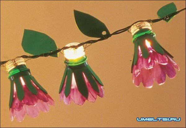 Cветильники для сада