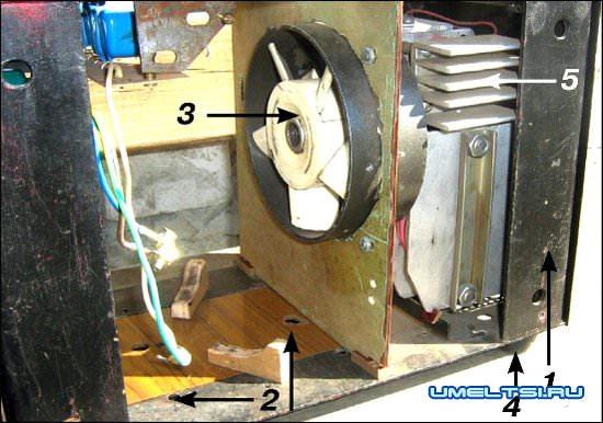 Сварочный аппарат своими руками из подручных материалов