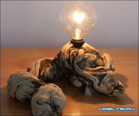 Идеи для уникальных светильников