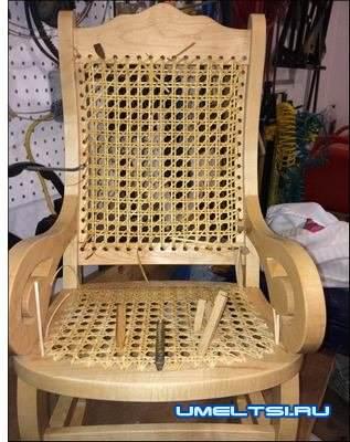 Сидение для кресла качалки своими руками фото 529