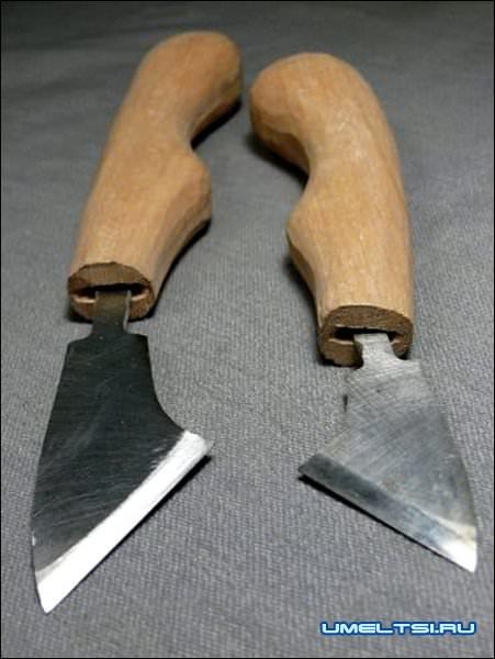 Нож-косяк своими руками