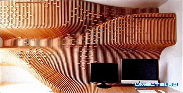 Потрясающие идеи мебели из фанеры