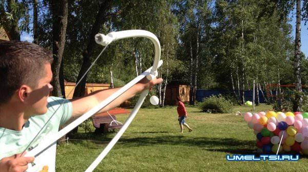 лук для спортивной стрельбы