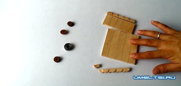 Как сделать спиннер своими руками