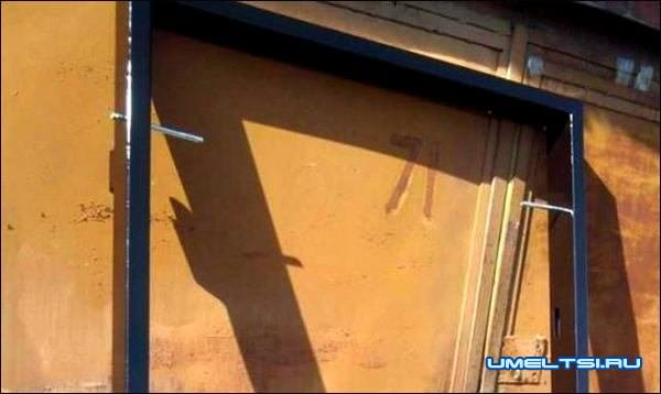 окрашивание дверного полотна, короба