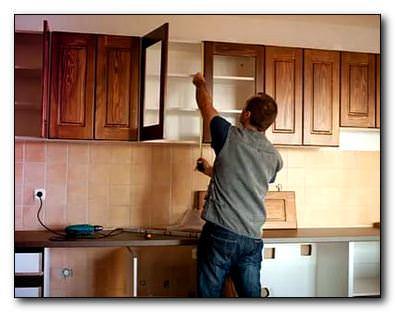 Как сделать недорого кухню своими руками