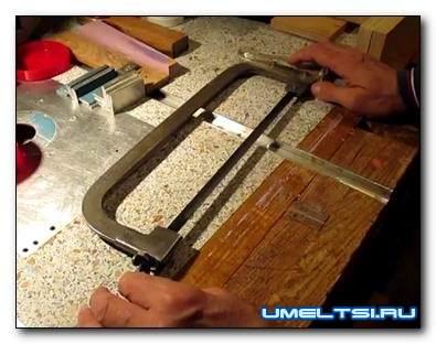 Универсальная мини - ножовка по металлу
