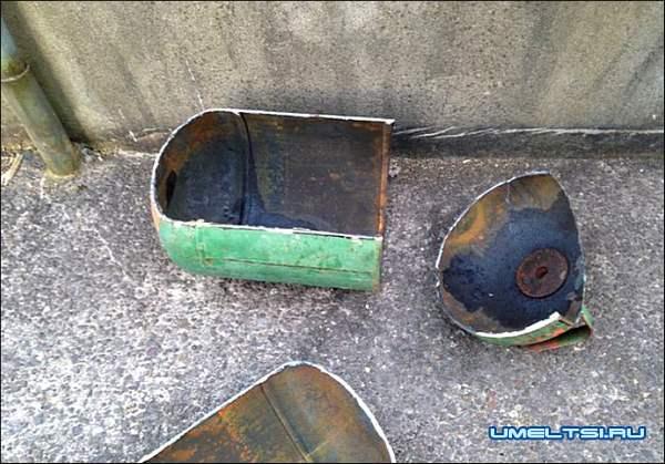 Печь с варочной плитой из газового баллона мастер класс фото 3