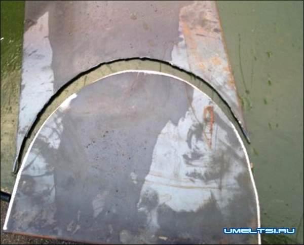 Печь с варочной плитой из газового баллона мастер класс фото 4
