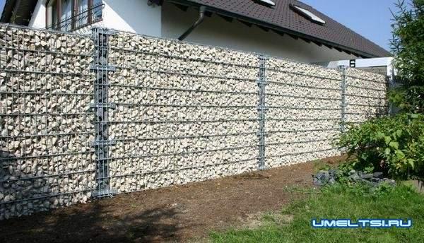 Оригинальный забор: фото 8