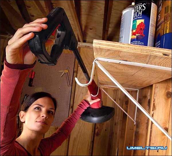 Как навести идеальный порядок в гараже фото 2
